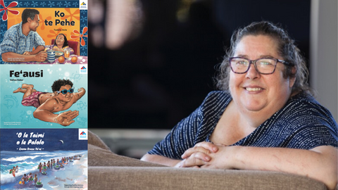 Jackie Clark: Books My [Kindy] Kids Read