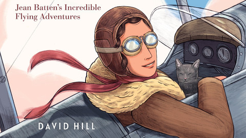 Book Review: Sky High, by David Hill & Phoebe Morris