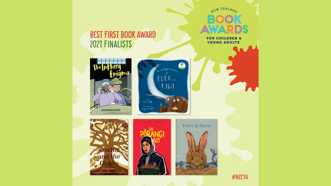 Book Awards: The Best First Book Finalists