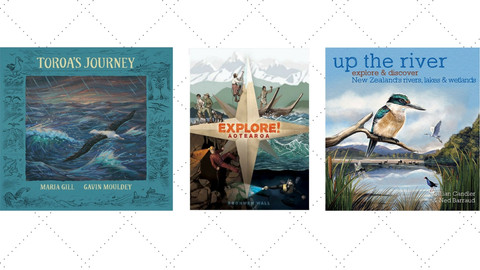 Book Reviews: Journeys and Exploration