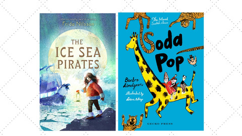 Book Reviews: Soda Pop and The Ice Sea Pirates