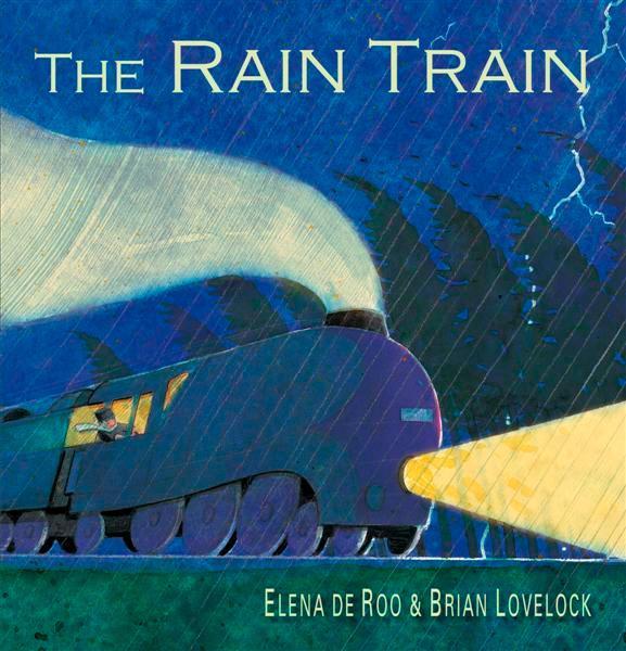 The Rain Train cover