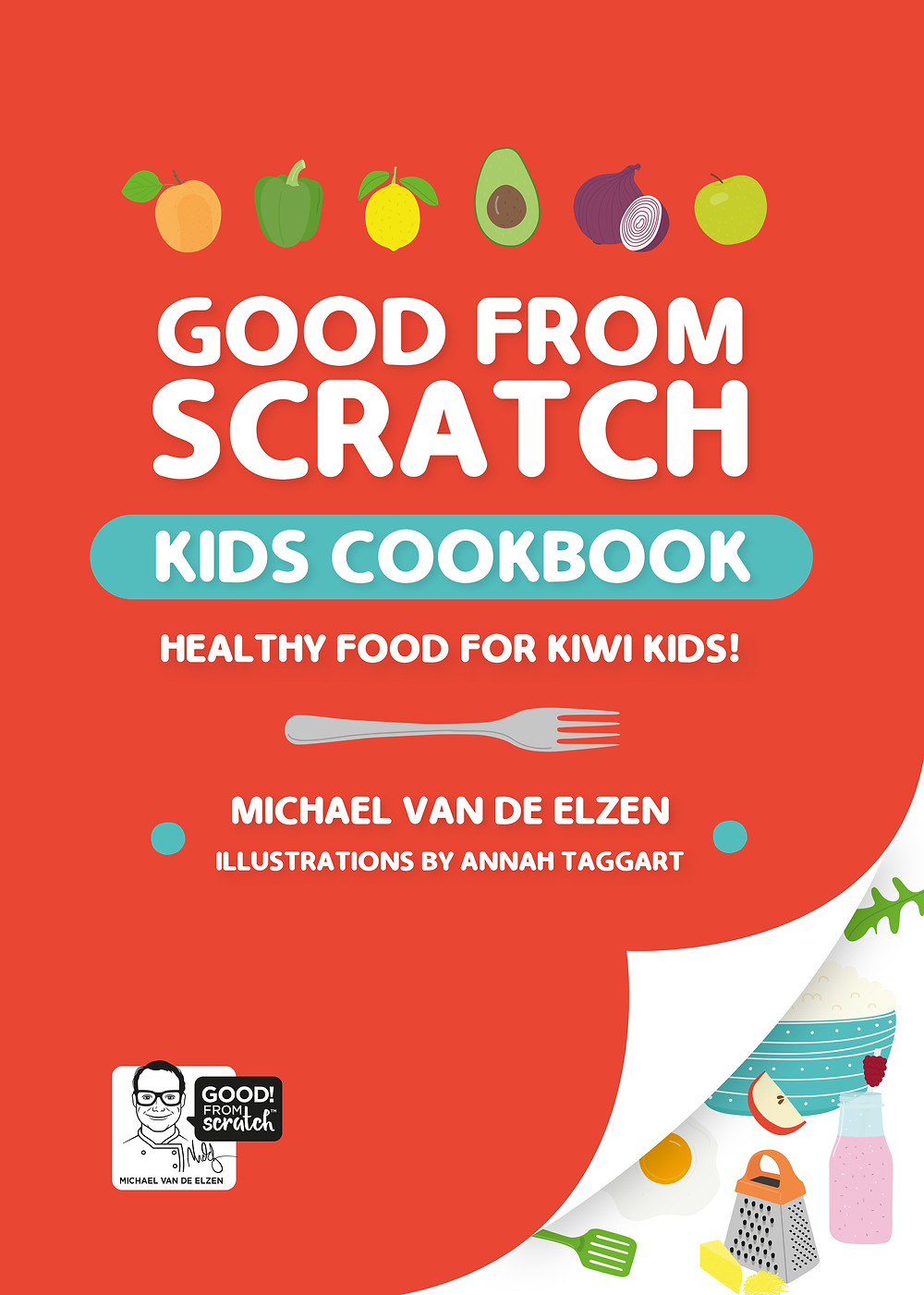 good from scratch cookbook