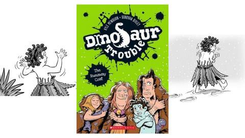THE SAMPLING: Dinosaur Trouble: The Runaway Coat