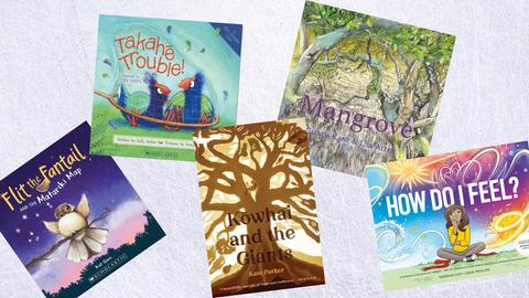 Book Reviews: New Aotearoa Picture books