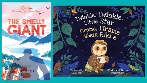 Book Reviews: New Bilingual Picture Books