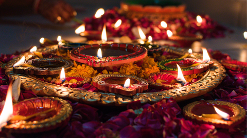 The Festival of lights: celebrating Diwali through books