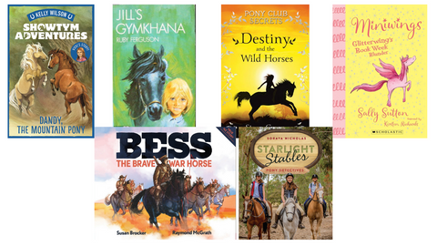 Book List: For Kids Who Dream Of Horses