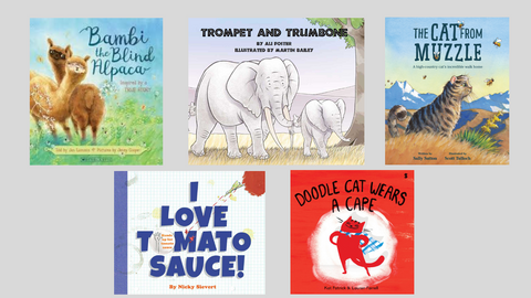Book Reviews: Five New Zealand Picture Books