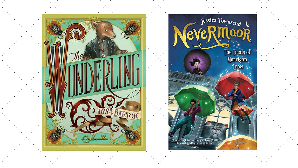 the wonderling and nevermoor