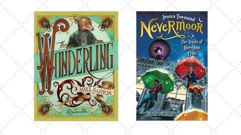Book Reviews: The Wonderling & Nevermoor