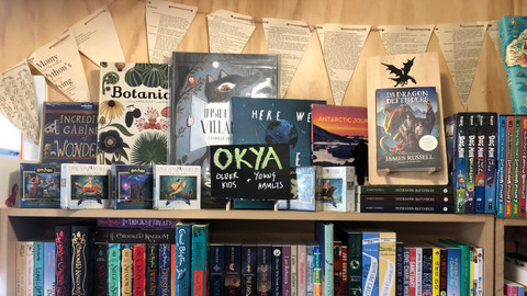 From the Shop Floor: The Twizel Bookshop