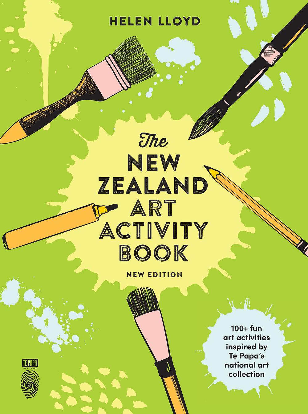 the art activity book