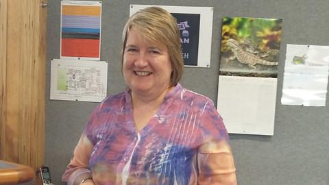 School Librarians of Aotearoa: Colleen Shipley