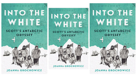 THE SAMPLING: Into the White, by J Grochowicz