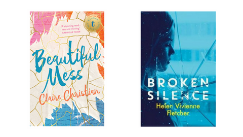 Book Reviews: Beautiful Mess & Broken Silence