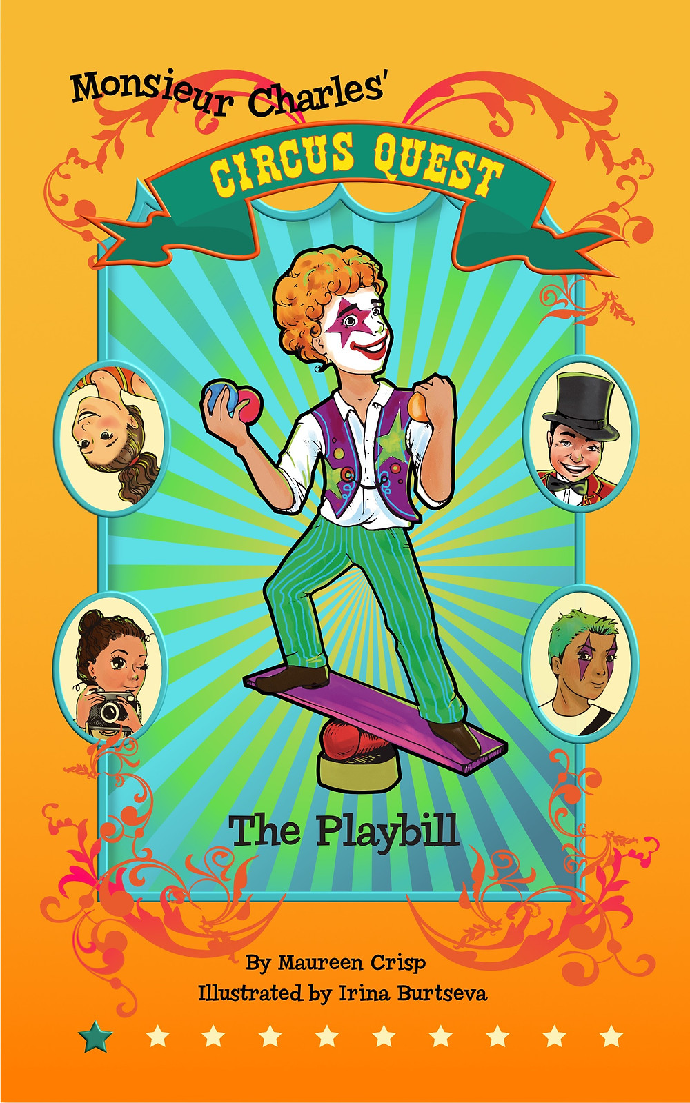 the playbill circus quest