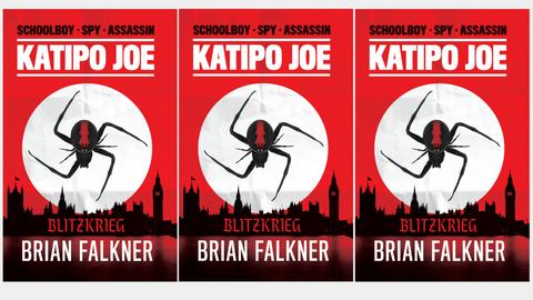 THE SAMPLING: Katipo Joe: Blitzkreig