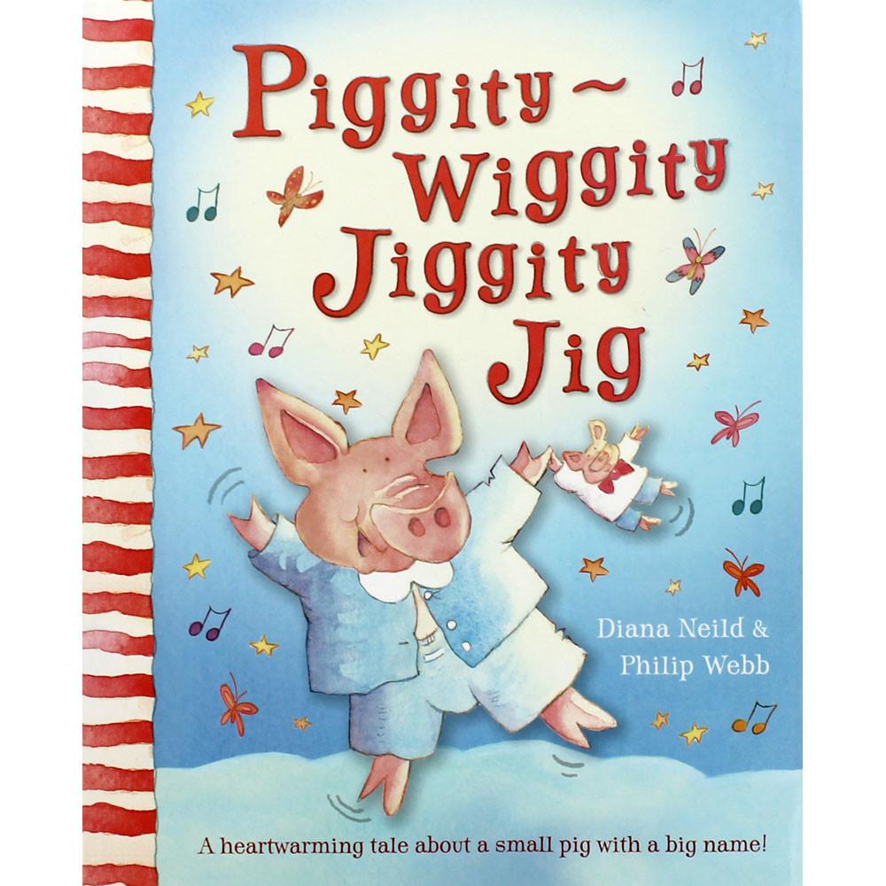Piggity-Wiggity Jiggity Jig cover