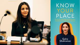 Author interview: Golriz Ghahraman