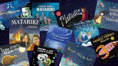Book List: Matariki Picture Books