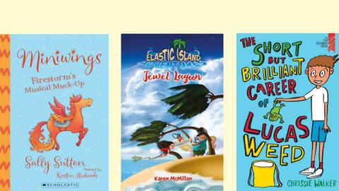 Book Reviews: Three NZ junior fiction reads