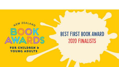 Book Awards: Best First Book Finalists