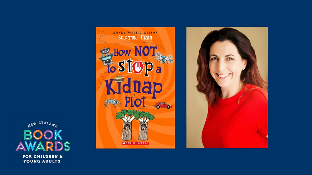 suzanne how not to stop a kidnap plot