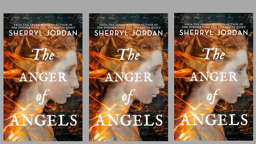 sherryl jordan the anger of angels