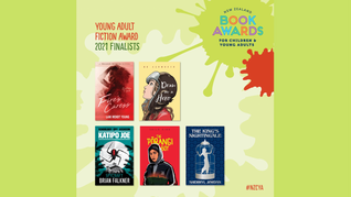 Book Awards: Young Adult Finalists
