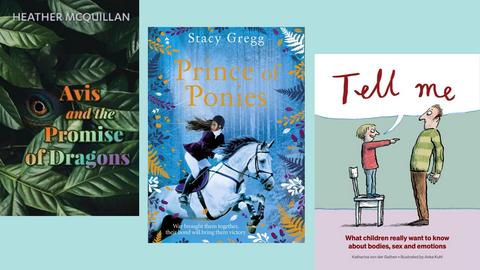 Book Reviews: Middle Grade Reading