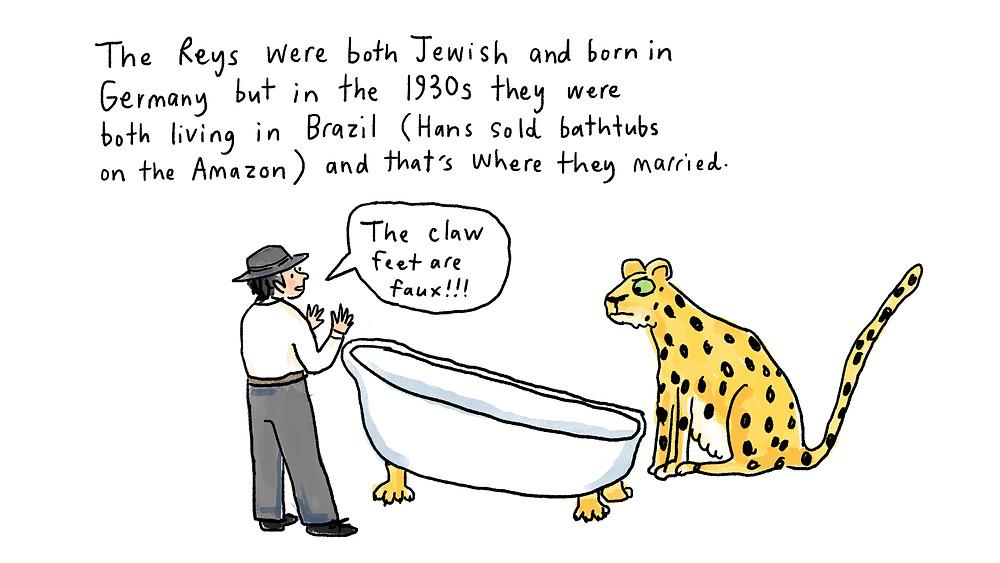 brazil and bathtubs