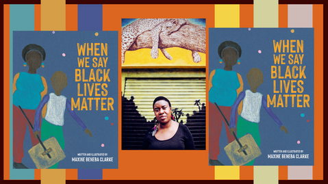 Across the Ditch: Maxine Beneba Clark: When We Say Black Lives Matter