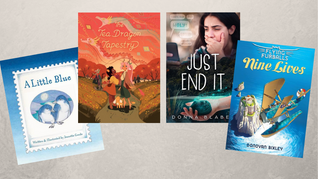 Book Reviews: Junior and Middle Fiction