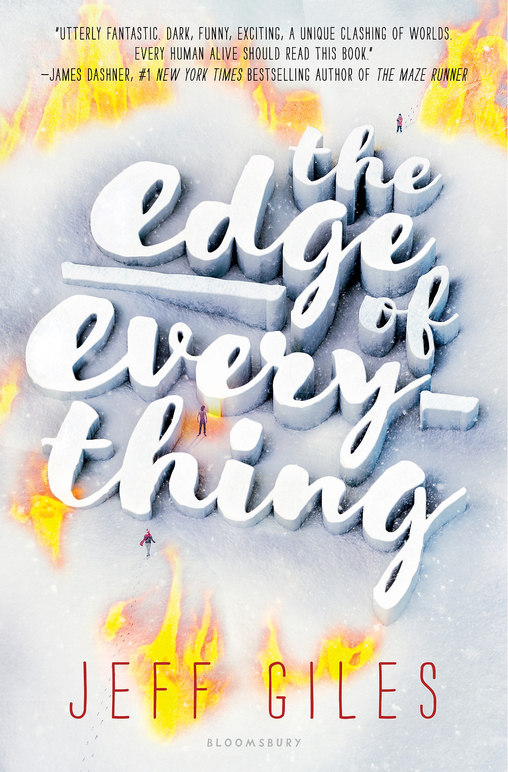 The Edge of Everything cover