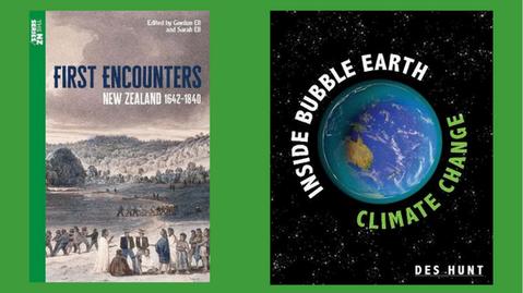 Book Reviews: New Non-Fiction from Aotearoa