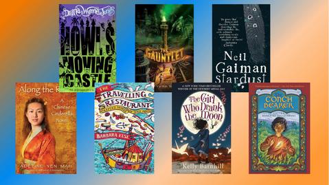 Book List: Global Feel-good fantasy