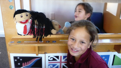 School Librarians of Aotearoa: Adrienne