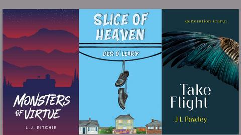 Three Wonderful NZ Young Adult Titles