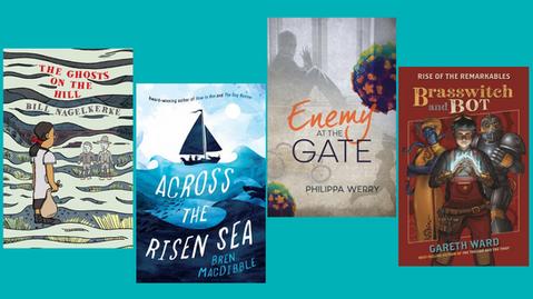 Book Reviews: Top-Notch Junior Fiction