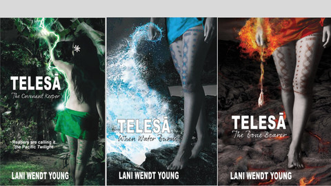 Book Review: The Telesa Series, by Lani Wendt Young