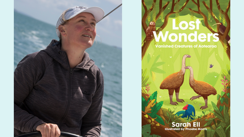 Looking for Lost Wonders with Sarah Ell