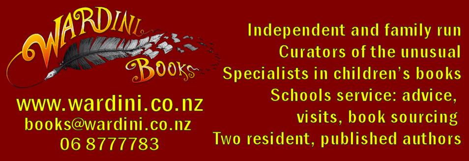 Ad for Wardini Books
