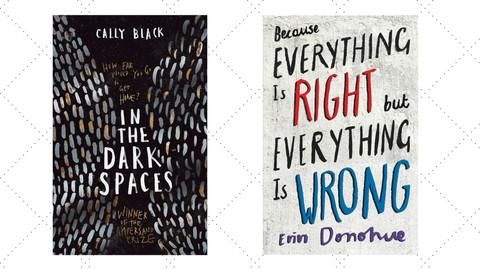 Book Reviews: YA Fiction - Dark Spaces