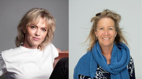 Co-interview: Joanna Grochowicz & Cristina Sanders