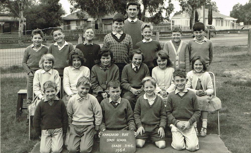 Paul as a young teacher