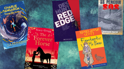 Book Reviews: New Fiction For 8–12s