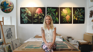 Day In the Life of an illustrator: Flox