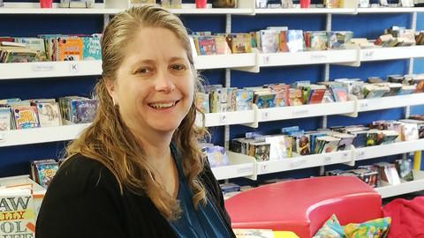 School Librarians of Aotearoa: Sasha