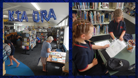 School Librarians of Aotearoa: Paul Munnerley